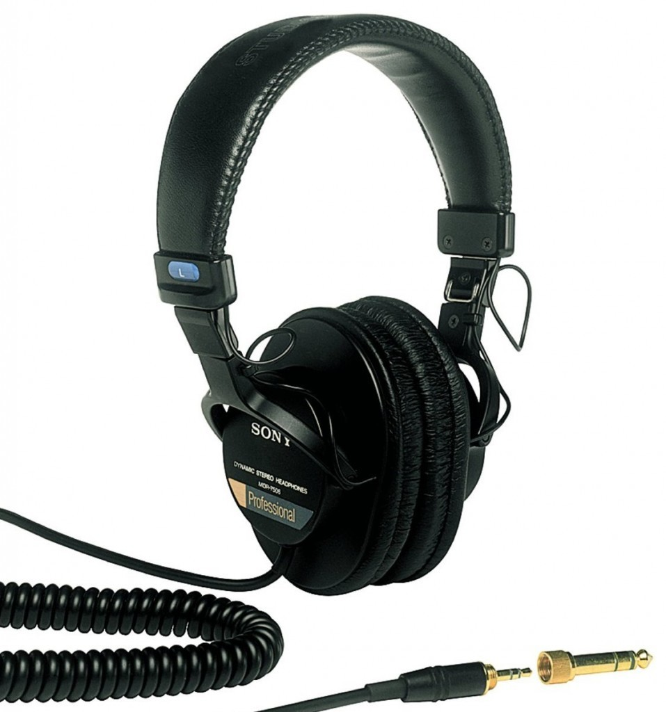 Sony MDR7506 review