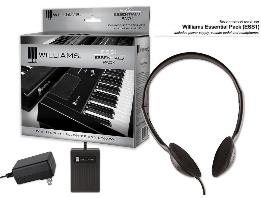 Williams Allegro 2 88-Key