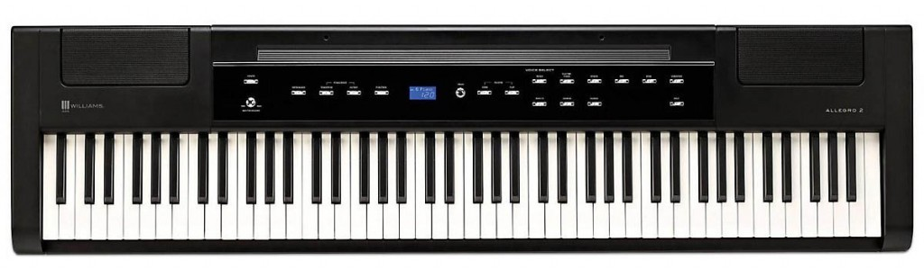 Williams Allegro Digital Piano Review
