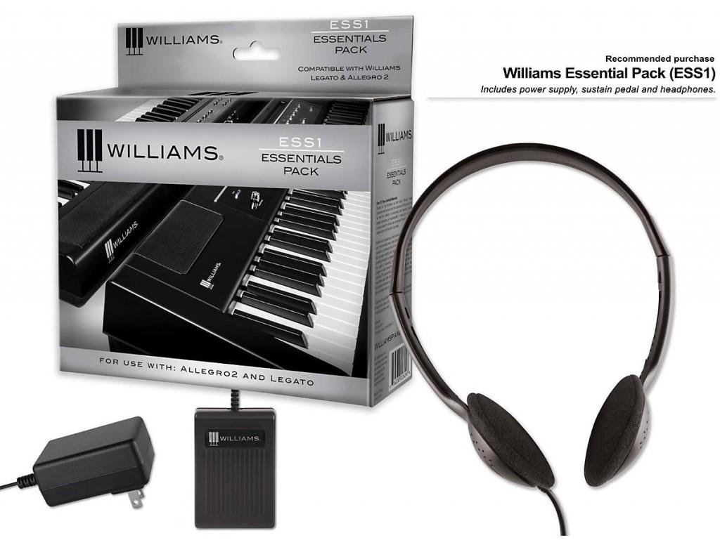 Williams Legato review