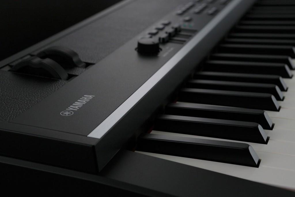 Yamaha CP4 review