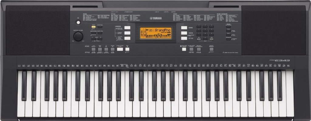 Yamaha PSRE-343